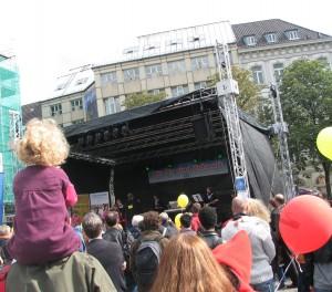 Weltkindertag in  Bonn