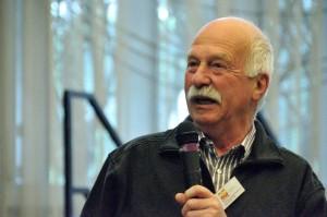 Uwe Flohr, stellvertretender Vorsitzender des HfpK e.V. Rhein / Sieg