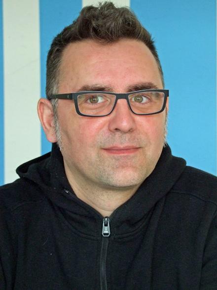 Daniel Hoffmann, Projektleiter des Forums Seniorenarbeit NRW