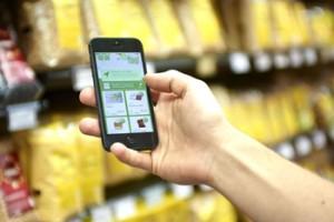 Die FoodLoop-App in Aktion (c) FoodLoop GmbH