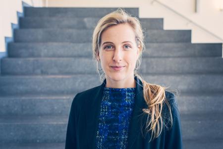 Nadine Dembski, Projektkoordinatorin der Virtuellen Akademie Nachhaltigkeit