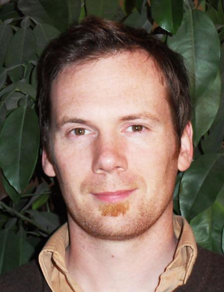 Andreas Werntze, wissenschaftlicher Mitarbeiter am Helmholtz-Zentrum für Umweltforschung (UFZ) in Leipzig