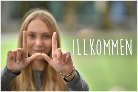 """Aus dem Foto-Album """"#Willkommen"""" der Fan-Seite des Bistums Essen"""