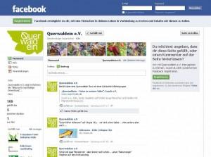 Querwaldein-Facebook