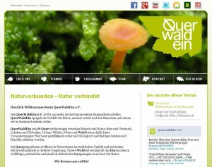 Querwaldein_Website