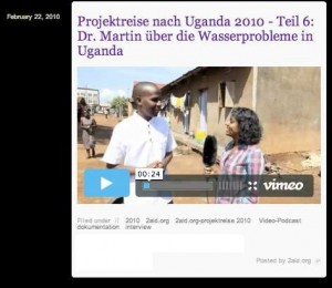 Uganda_Interviewsituation