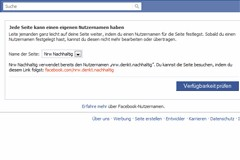 facebook-namensreservierung