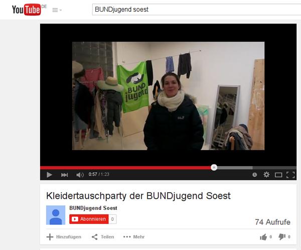 Werbevideo BUNDjugend Soest